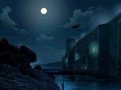 Leiston Fortress