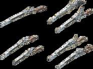 Musse Egret - Weapon 2 (Sen III)