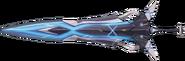 Altina's Sword Concept Art (Sen IV)