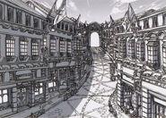 Bareahard Artisan Street Sketch - Concept Art (Sen)