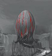Gral of Erebos 8 - Concept Art (Sen III)