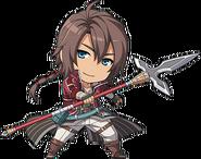 Gaius Worzel - SD Model (Sen III)