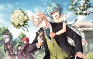 Imperial Wedding - 9 - Jusis & Millium (Sen IV)