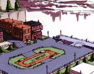 Waterfront Area - Concept Art (Zero)