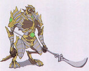 Cryptid Early Design 4 - Concept Art (Sen II)