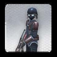 Jaeger Dropout (Sen Monster)