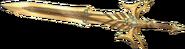 Auric Knight Sword Concept Art (Sen IV)