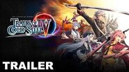 Story Trailer (Cold Steel IV)