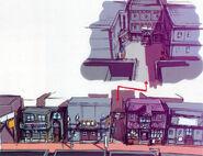 Back Alley - Concept Art (Zero)
