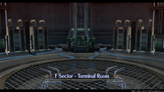 Crossbell City (Geofront Sector F Terminal) - Introduction (CS III)