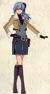 Claire Rieveldt Casual Clothing - Concept Art (Sen II)