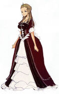 Priscilla Reise Arnor Final Design - Concept Art (Sen)