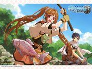 Estelle Fishing 1