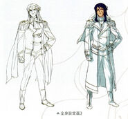 Arios - Full-Length Sketch 3 (Zero)