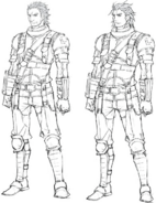Gareth - Concept Art 2 (Sen III)