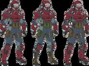 Enhanced Jaegers Concept Art (Sen IV)