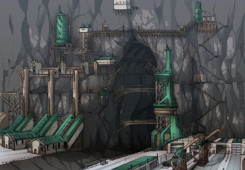 Sachsen Iron Mine