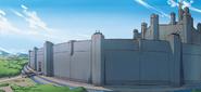 Dreknor Fortress 1 - Concept Art (Sen III)