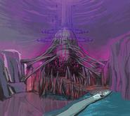 Gral of Erebos 15 - Concept Art (Sen III)