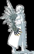 Akashic Arm Concept Art (Hajimari)