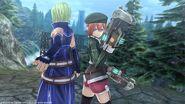 Noel and Wazy - Promotional Screenshot 1 (Hajimari)