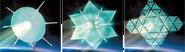 Keraunos Combat Shell Satelite all stages (Hajimari)