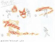 Randy - Salamander Sketch (Zero)