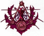 DG Cult Logo - Concept Art (Zero)