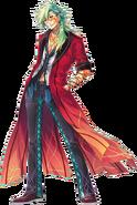 McBurn Blazing Demon (Hajimari)