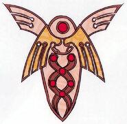 DG Cult Logo - Concept Art 2 (Zero)