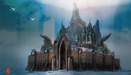 Juno Naval Fortress 6 - Concept Art (Sen III)