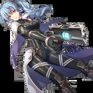 Claire Rieveldt - Iron Knight S-Craft (Sen IV)