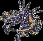 Nyarlathotep Concept Art (Sen IV)