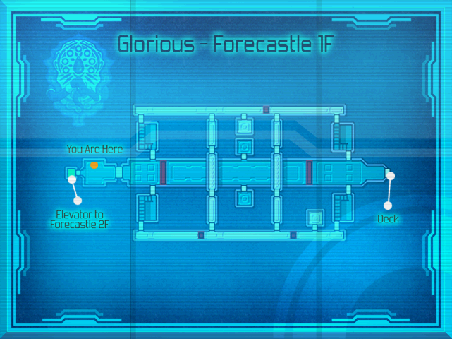 Glorious - Map Forecastle 1F (SC).png