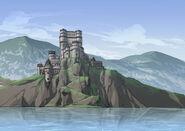 Lohengrin Castle Sketch - Concept Art (Sen)
