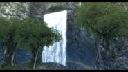 Byronia Island Waterfall Photo (Sen IV)