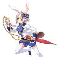 Fie Claussell White Rabbit S-Craft (Akatsuki)