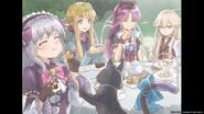 Ending 9 Visual (Hajimari)