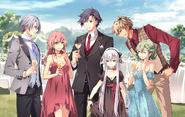 Imperial Wedding - 3 - Class VII (Sen IV)