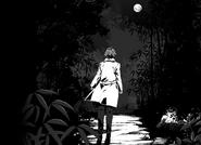 Rean walking - Episode 23 (Hajimari)