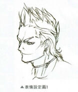 Wald - Portrait Sketch 1 (Zero)