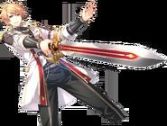 Cedric Reise Arnor - Iron Knight S-Craft (Sen IV)