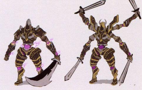 Magic Knight Early Design 2 - Concept Art (Sen II).jpg