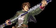 Cassius Bright S-Craft (Akatsuki)