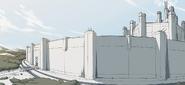 Dreknor Fortress 2 - Concept Art (Sen III)