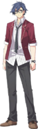 Rean Schwarzer - Casual Clothes (Sen III)