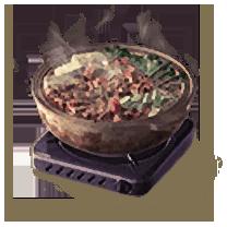 List of recipes (Sky 3rd)