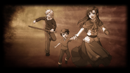 Memories - Karin, Joshua and Loewe escaping - Visual (SC Evo)