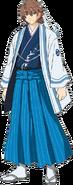 Lloyd Bannings alt costume (Hajimari)