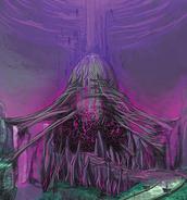 Gral of Erebos 12 - Concept Art (Sen III)